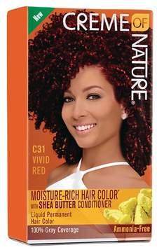 Crème Of Nature Moisture Rich Hair Color C31 Vivid Red Kit