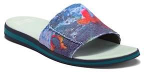 Camper Twins Slide Sandal