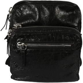 Valentino Multi Zip Shoulder Bag