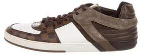 Louis Vuitton Damier Low-Top Sneakers