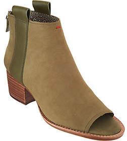 ED Ellen Degeneres Leather Ankle Boots - Taromi