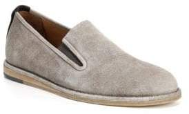 Vince Niall Flint Suede Slip-On Sneakers
