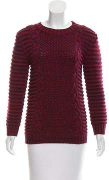 Timo Weiland Textured Knit Wool Sweater