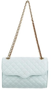 Rebecca Minkoff Quilted Affair Bag - BLUE - STYLE