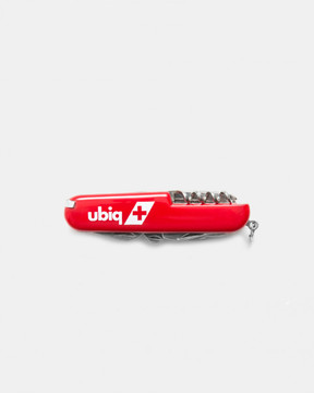 Ubiq Swiss Army Knife (Red)