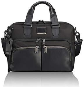 Tumi Albany Slim Compartment Briefcase, Black