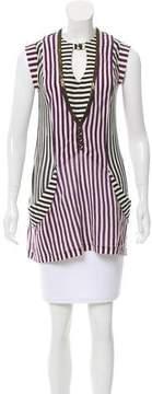 Mayle Striped Tunic