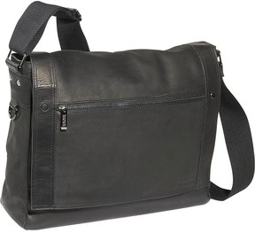 Kenneth Cole New York Kenneth Cole Reaction Busi-Mess Essentials - Colombian Leather Messenger Bag
