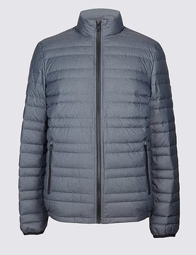 Marks and Spencer Down & Feather Jacket with StormwearTM