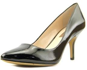 INC International Concepts Zitah Women Pointed Toe Synthetic Black Heels.