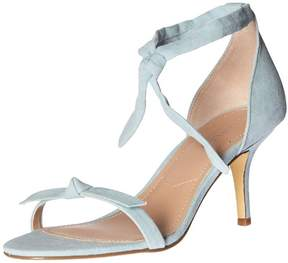 Charles David Charles by Womens Nova Suede Open Toe Casual Ankle Strap Sandals