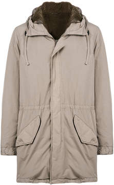 Aspesi hooded parka