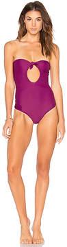 Stone Fox Swim Chai One Piece Swimsuit