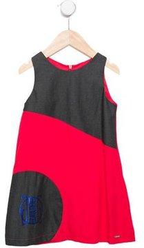 Junior Gaultier Girls' Sleeveless A-Line Dress w/ Tags