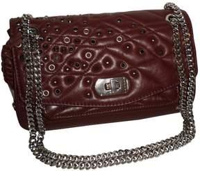 Zadig & Voltaire Burgundy Leather Handbag
