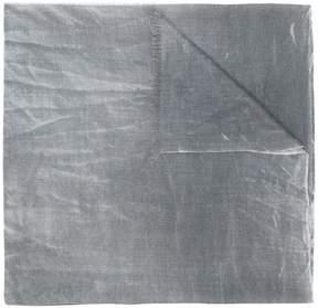 Eleventy frayed edge scarf