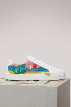 Prada Mexico sneakers