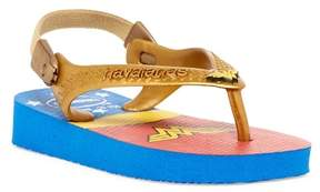 Havaianas Heroes Thong Sandal (Baby & Toddler)