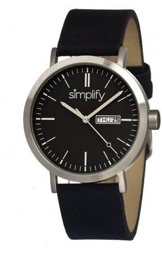 Simplify The 100 Collection 0101 Unisex Watch