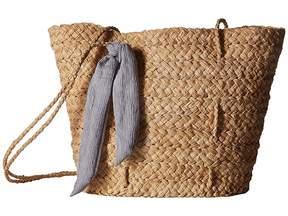 Hat Attack Brunch Bag w/ Tie Knot Trim Bags