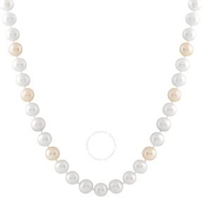 Bella Pearl Multicolor Freshwater Pearl Necklace
