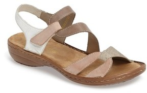 Rieker Antistress Women's Regina 66 Wedge Sandal