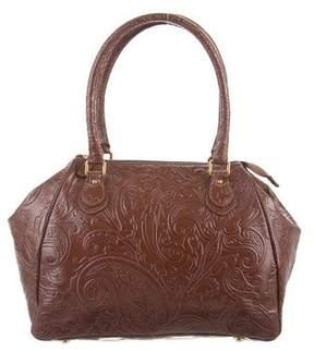 Etro Embossed Paisley Bag