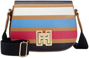 Tommy Hilfiger Th Twist-Lock Mini Saddle Bag