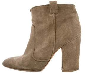 Laurence Dacade Suede Ankle Boots