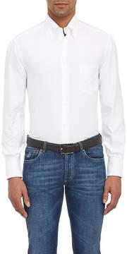 Brunello Cucinelli Men's Oxford-Cloth Shirt