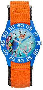 Disney Pixar Finding Dory & Nemo Kids' Time Teacher Watch