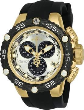 Invicta Subaqua Chronograph Silver Dial Men's Watch