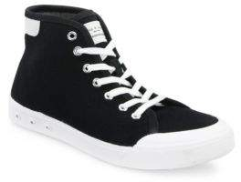 Rag & Bone Standard Issue Canvas High-Top Sneakers