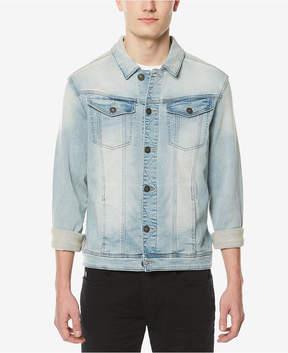 Buffalo David Bitton Men's Faded Denim Jacket