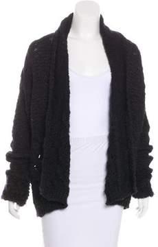 Calypso Wool Knit Cardigan