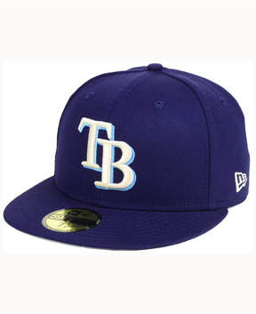 New Era Tampa Bay Rays Classic Gray Under 59FIFTY Cap