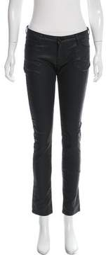 Each X Other Coated Mid-Rise Jeans w/ Tags