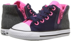 Converse Chuck Taylor All Star Sport Zip - Hi Girls Shoes