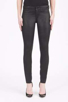 Articles of Society Coated Black Jeans