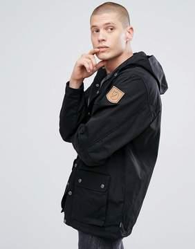 Fjallraven Greenland Jacket in Black
