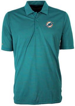 Antigua Men's Miami Dolphins Quest Polo Shirt