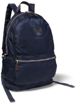 Ralph Lauren Packable Flyers Backpack Navy One Size