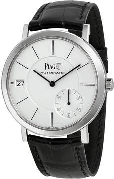 Piaget Altiplano Automatic Silver Dial Men's Watch