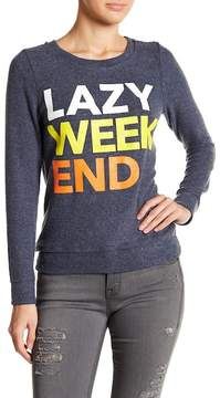 Chaser Lazy Weekend Tee