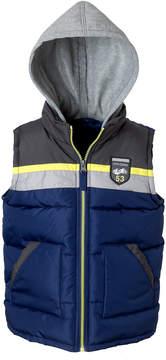 iXtreme Colorblock Vest with Hood - Boys Bid Kid