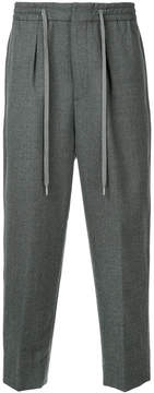 Monkey Time Tie-Waist Relaxed Fit Trousers
