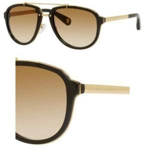 Marc Jacobs Sunglasses 515 /S 00OV Yellow Gold / Brown BA brown gradient lens