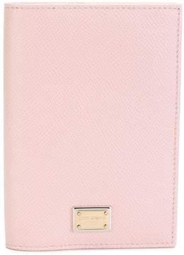 Dolce & Gabbana foldover card holder - PINK & PURPLE - STYLE
