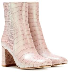 Maryam Nassir Zadeh Exclusive to mytheresa.com – Agnes leather ankle boots