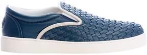 Bottega Veneta Sneaker Dodger Blue Denim